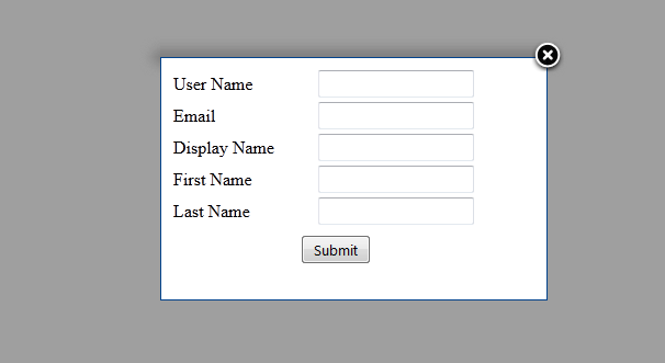 name in jquery